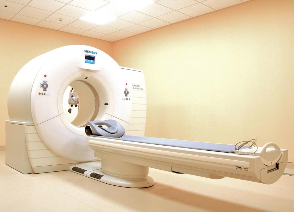 специальный томограф для исследования организма
