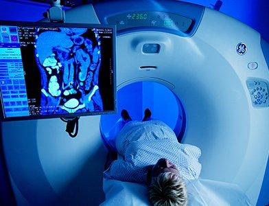 Процедура МРТ исследования