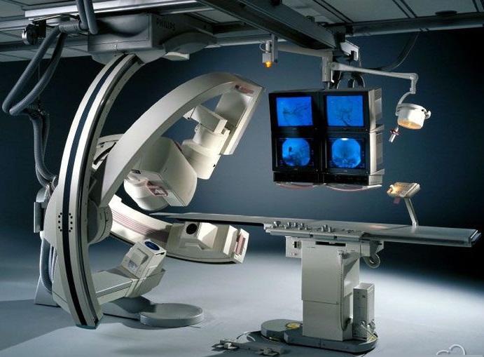 Аппарат для МРТ ангиографии